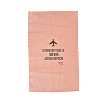 China factory price industrial packing pp woven military sand bag 50kg