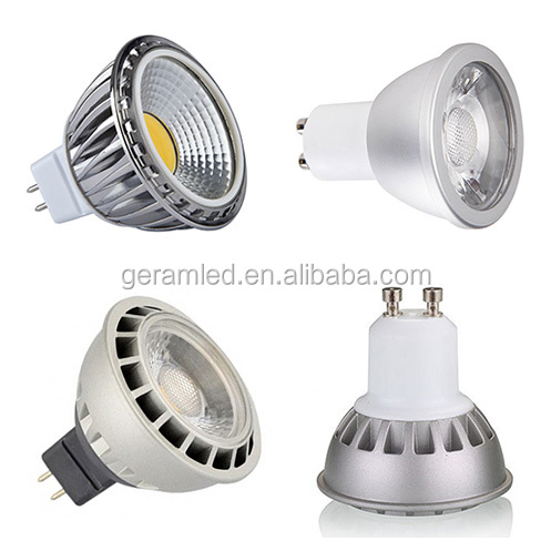 China Best 7W 9W 10W 12W Spot Light Dimmable COB E27 GU5.3 MR16 GU10 LED Bulb Lamp Spotlight