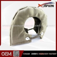 Excellent Material Factory Directly Provide T25 T3 T4 T6 T78 T88 Turbo Heat Shield Blanket