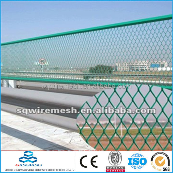 SQ--finely processed expanded metal mesh