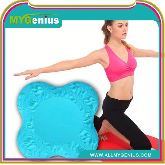 Colorful soft knee cushion yoga pads ,JAky New Wholesale Yoga Knee Pad Mat