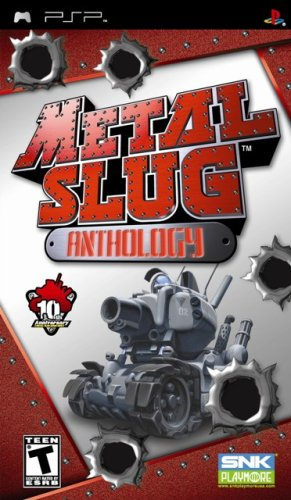 Metal Slug Anthology - Sony PSP