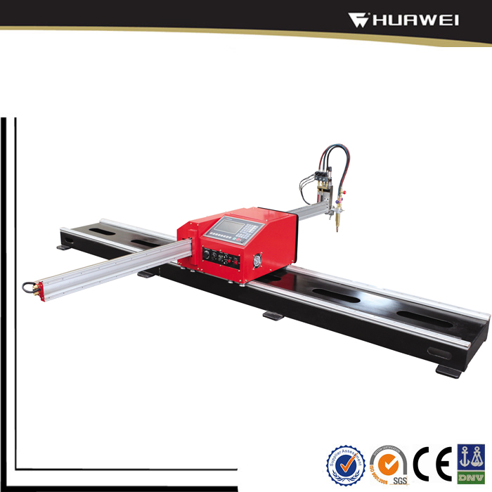 HNC-1800W-3 portable cnc plasma cutting machine/cutter