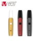 Vape 2017 New Arrival Vaptio C Flat kit Mini electronic cigarette with Huge Vapor 1.5ml tank 350mAh battery capacity e pipe kit