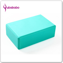 Eco-friendly High Density Massage Recycled Foam Yoga Blocks Price