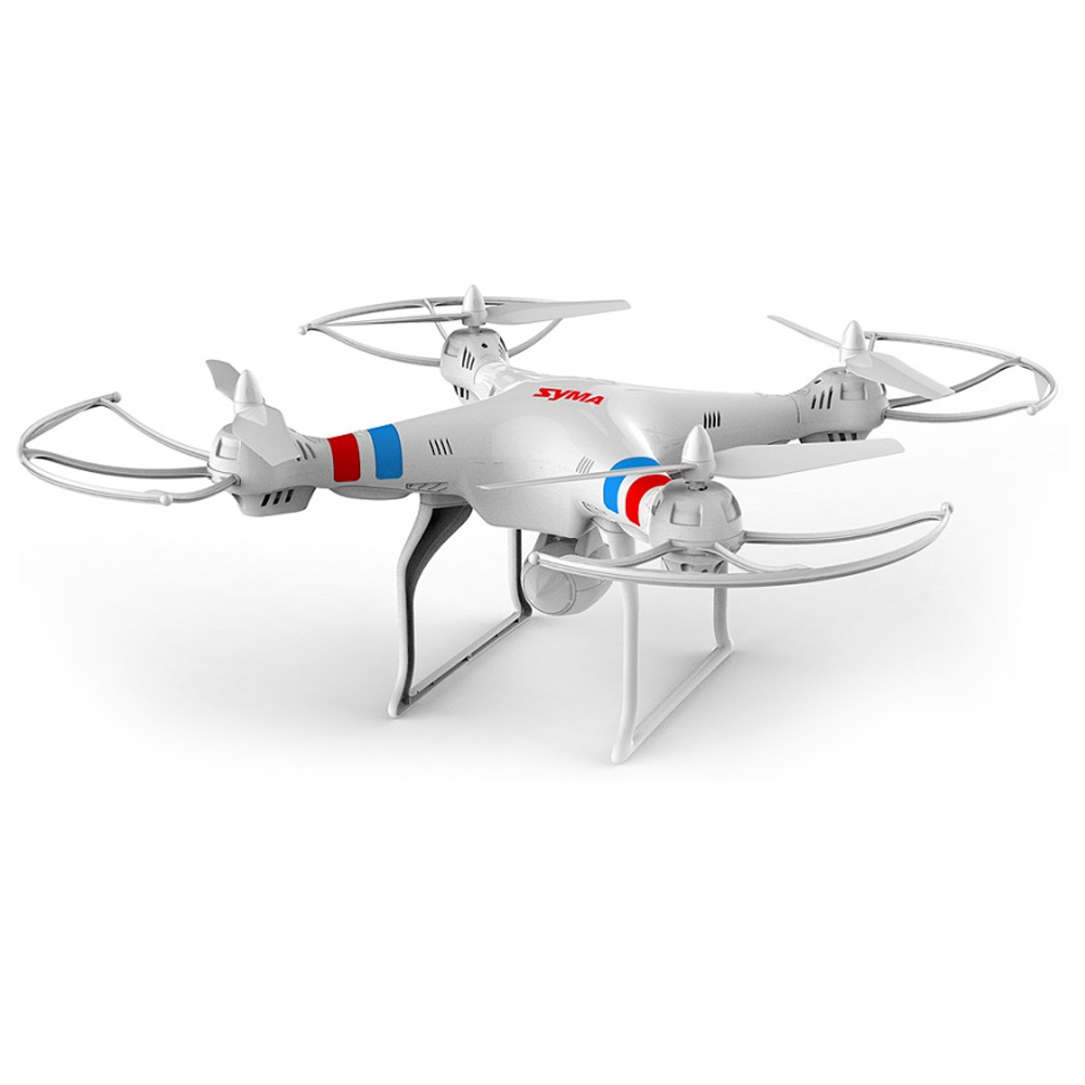 Newest Syma X8C Venture 4CH 2.4G RC Quadcopter With 2.0MP Camera 6 Axis 3D Flip