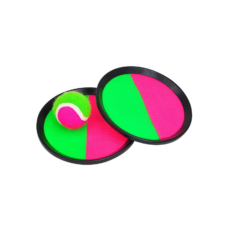 2018 promotional gifts Sucker Sticky Ball Outdoor Fun Sports Toy Throw Catch Ball