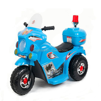 Best Ing Products Ride On Car Kids Electric Three Wheel Small Tricycle For