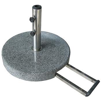 30 40 50kgs Round Garden Granite Patio Umbrella Base Stand Weight