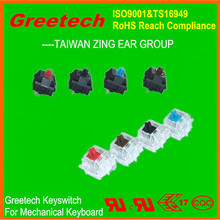 2015 greetech keyswitch keyboard, mechanical keyboard switch