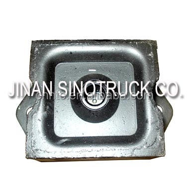 (3)__SINOTRUCK HOWO TRUCK PARTS RUBBER SUPPORT 1680590095