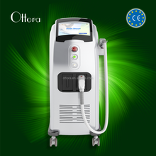 High power portable diode laser hair removal laser diodo 808 nm for salon use