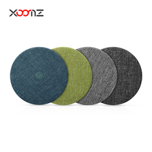 2018 gift for gf mobily power Fabric wireless charger