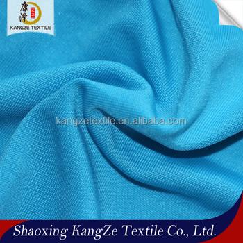 b953f8de9d8 100% Polyester Interlock Knit Plain Dyed Double Jersey Fabric - Buy ...