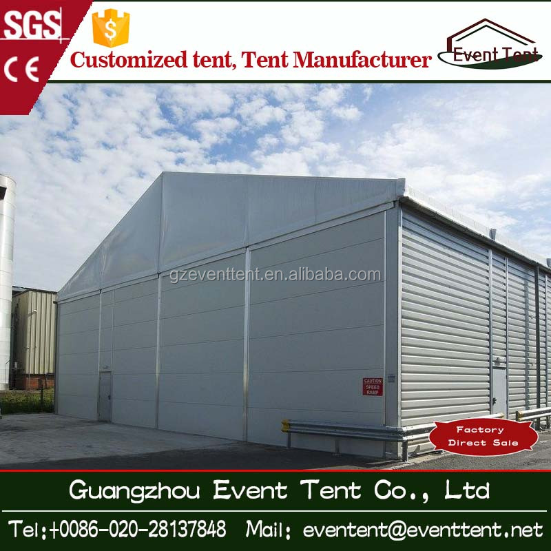 Outdoor Used Aluminum Tent, used industrial tents