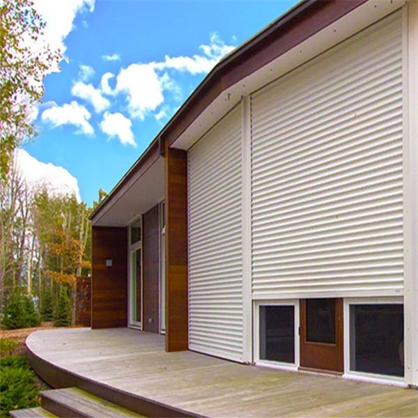 Elegant roller shutter electric window shutters exterior - Electric window shutters interior ...
