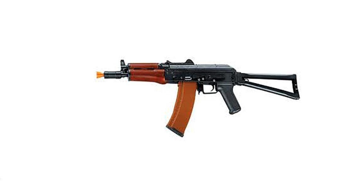 AKS-74U FULL METAL AIRSOFT AEG Gun