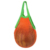 Washable Fruit Carrying Handle Tote Cotton Net Bags For Shopping