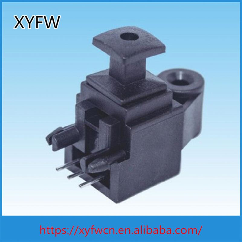 China Factory Plastic Fast Optical Fiber Conector Connector