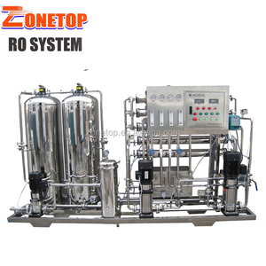 R O Water Machine/Hollow Fiber Membrane Reverse Osmosis/Ro Di Water System