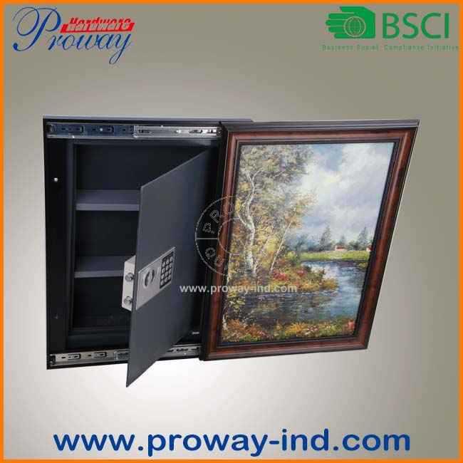 Rohs Approval Painting Frame Hidden Wall Safe View Hidden