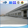 Hurricane Earthquake Resistance Prefabricated Steel Structure Building