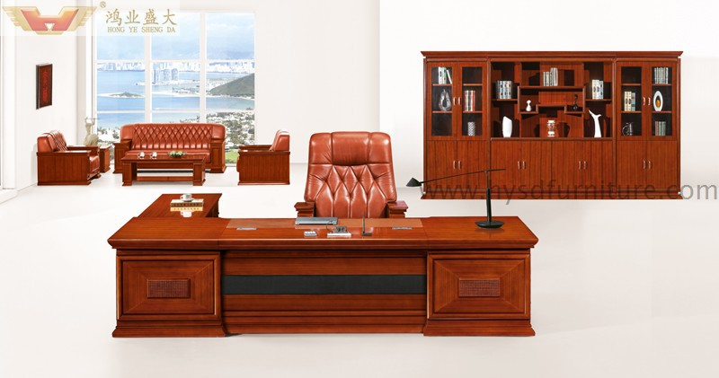 Luxury Presidential Office Executive Desk King Throne Royal Office