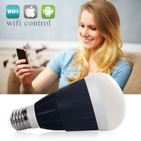 products in china,Free APP,noel sale e27 wifi led bulb