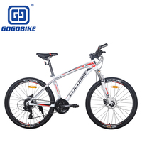 24 speed aluminium alloy 6061 disc brake mountain bicycle for MTB bike 26er