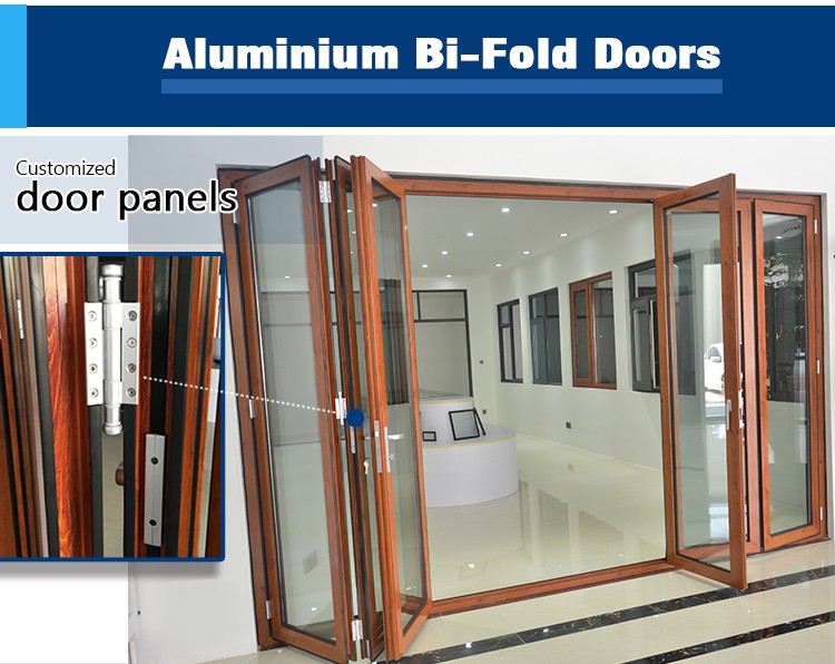 China Double Glass Interior Soundproof Lowes Glass Interior Folding