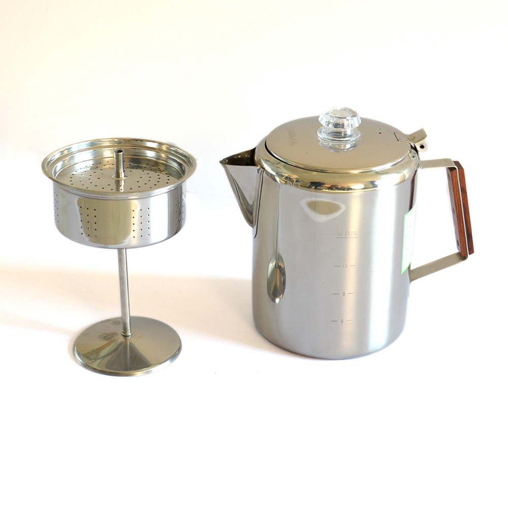 Coffee Maker With Metal Parts : Camping Camping Stainless Steel Coffee Maker With Percolator 2016 New Product Coffee Percolator ...