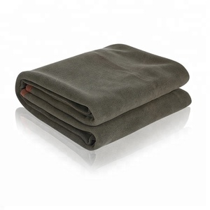 new design high quality 100% polyester polar fleece snuggie blanket