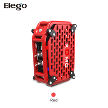 Immediate light when the fire button is pressed, no delay XOMO GT Laser 255X Box Mod from Elego