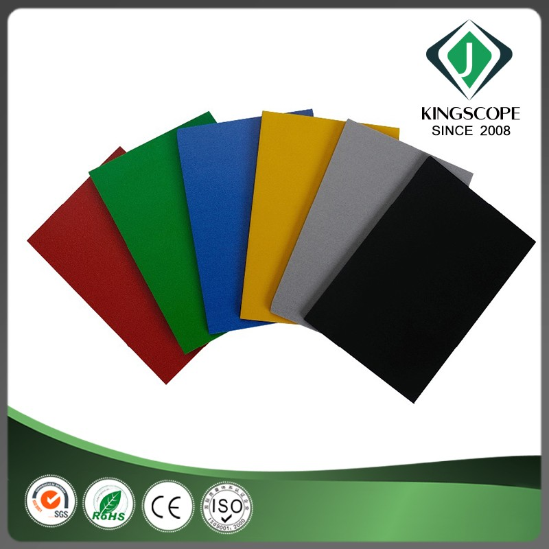 Hard Plastic Free Foam PVC Board Suitable For UV Flat Bed Printing