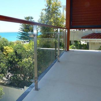 Pvc Handlauf Treppe Balkon Glasbrustung Edelstahl Treppen Gelander