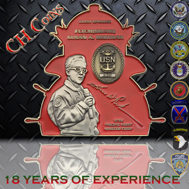 Customized High Quality Marine Challenge Coin us marine corps coin