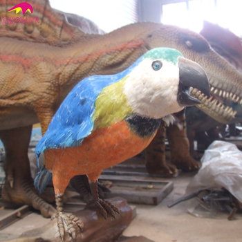 Birds For Sale >> Kano6068 Theme Park Animatronic Life Size Parrot Birds For Sale