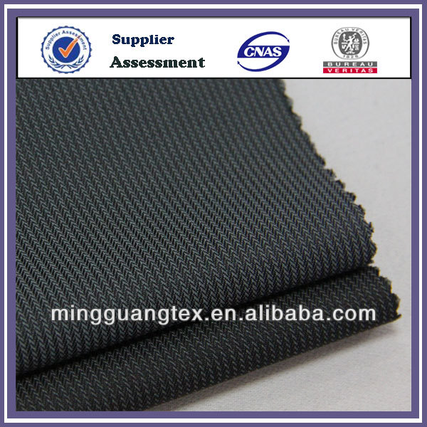 luxury polyester suit fabric for wedding men