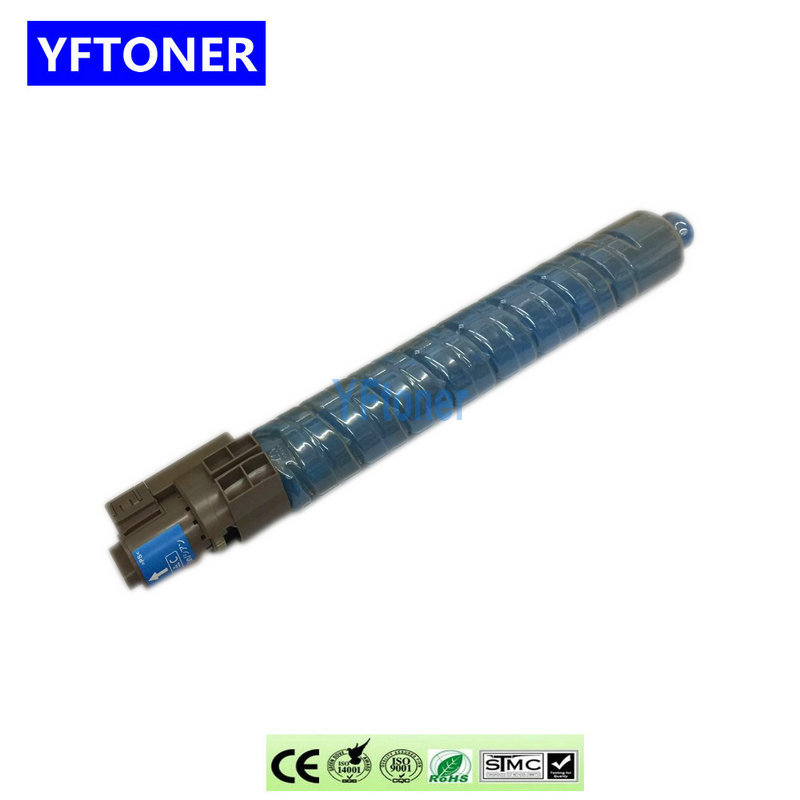 YFtoner MPC3300 Japan Color Toner Cartridge for Ricoh MPC2800 MPC3300 Photocopy Machine MP C2800 MP C3300 Copier Parts