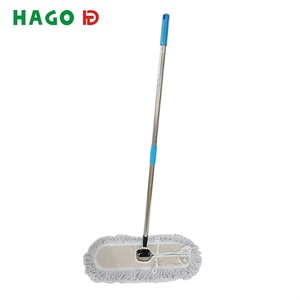 Cheap Household Long Handle Iron Pole Wet Dry Flat Mop