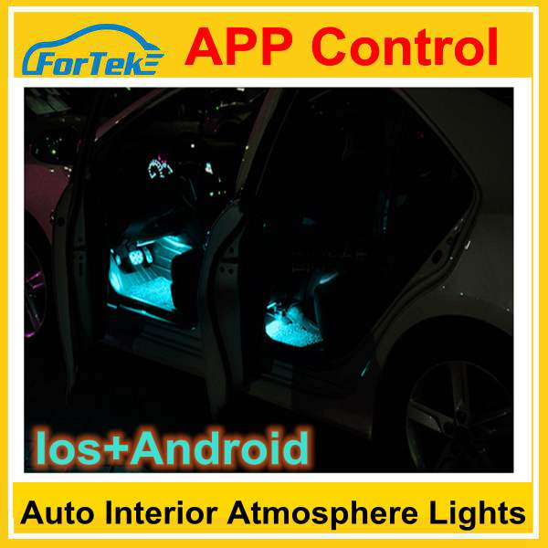 Ip65 Auto Interior Atmosphere Led Light 5050 12v Car Interior Led ...