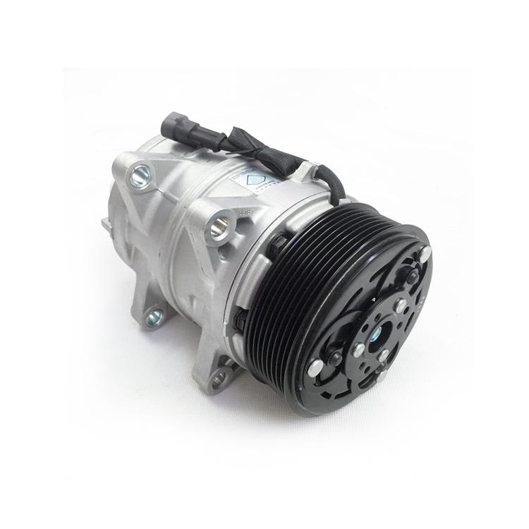 Engine intake system conveyor air compressor for faw
