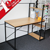 China Manufacturer Modern wood top office counter table design