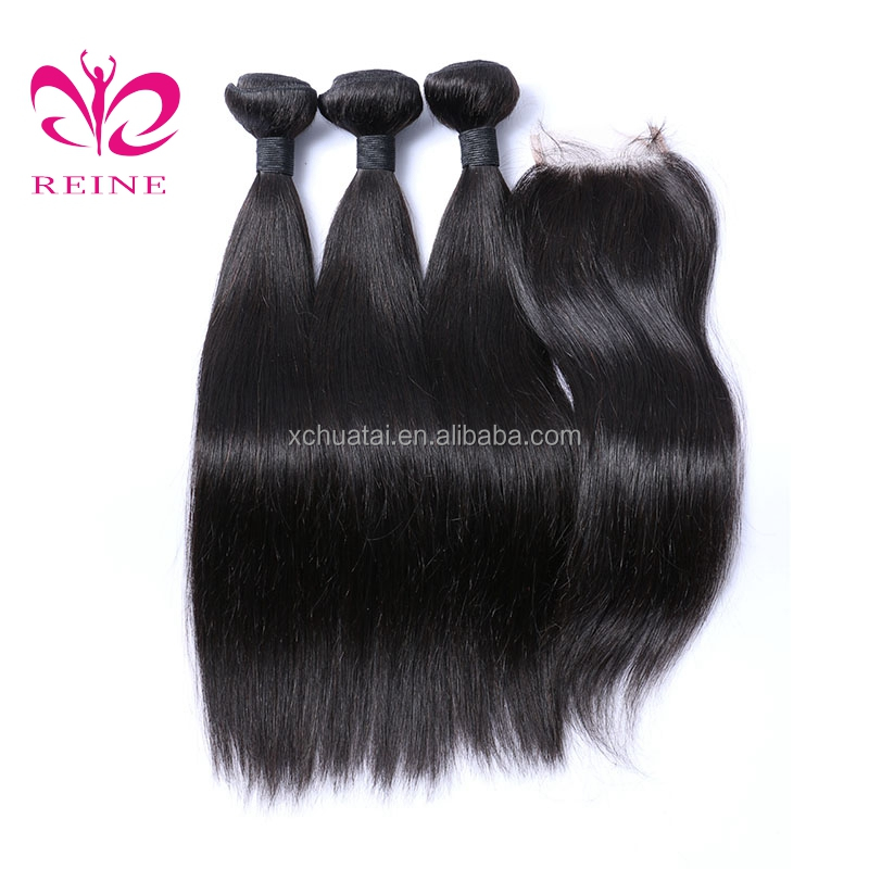 2017 Weaves Bundles Peruvian And Brazilian Human Hair Extension,Human Hair Bundles With Closure In Ho Chi Minh Vietnam