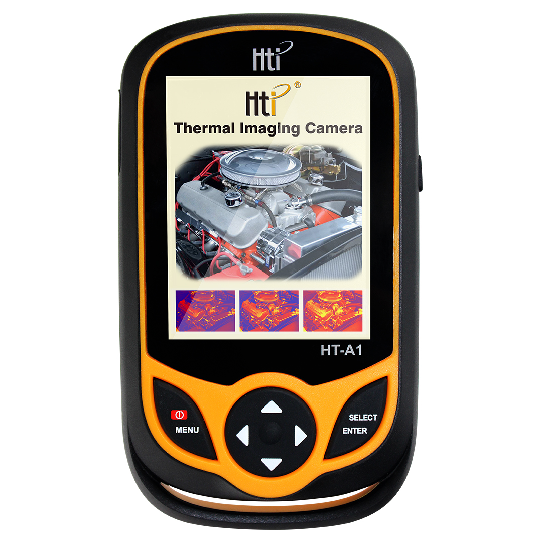 New handheld thermal imaging camera with resolution 220**160 digital thermal imager from original factory. - KingCare   KingCare.net