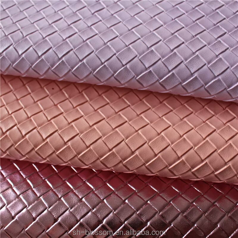 weave synthetic <strong>leather</strong>