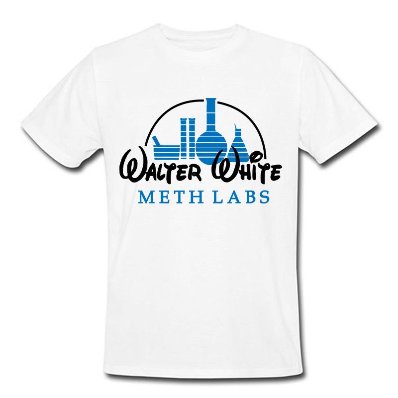 73c9bc6d8 Breaking Bad Breaking Bad Walter White Meth Labs T-Shirt.