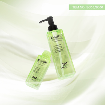 Menow SC05/SC06 ANTI/OXI Skin Refining Cleansing Oil