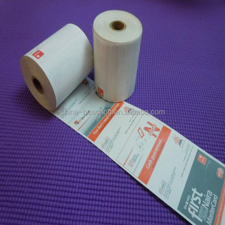 Cheap price thermal movie cinema tickets printing rolls paper for sale