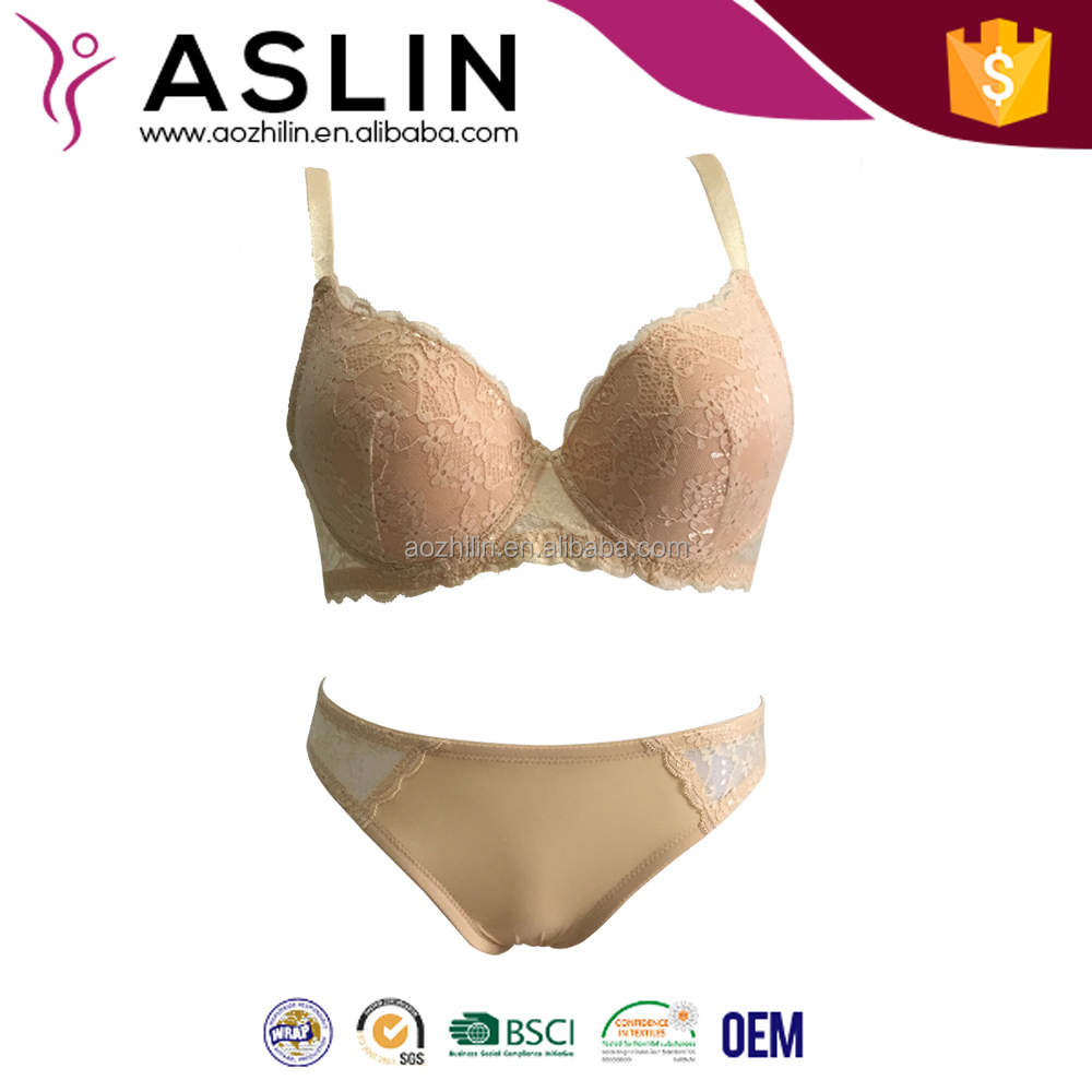 Different Variety and Styles of Bra Manufacturer OEM with Exquisite Lace Shantou Factory